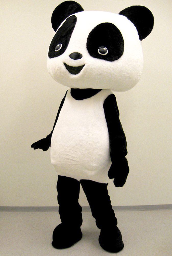 Panda hahmopuvut