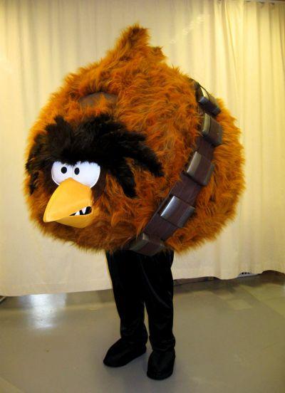 Rovion Angry Birds Star Wars -hahmo Chewbacca