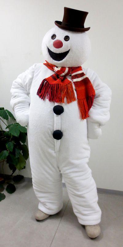 Lumiukkomaailman lumiukko
