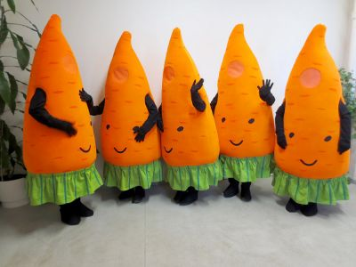 Ikean Mårris porkkanat
