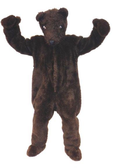 Artistiasu vuokrapuku karhu