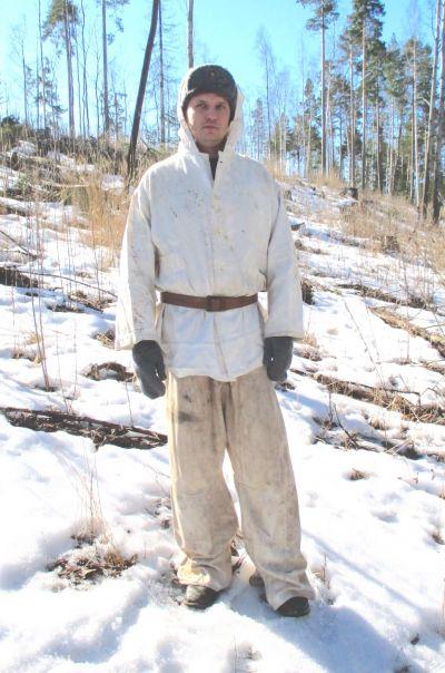 Artistiasu vuokrapuku lumipuku, Mannerheim-erä
