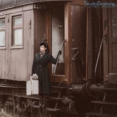 Artistiasu vuokrapuku, kuva: Studio Blueluna Photography