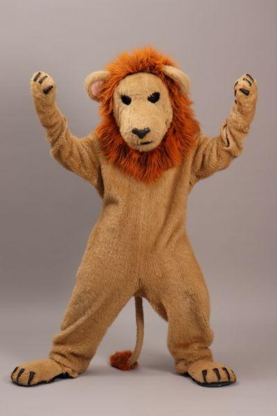 Artistiasu vuokrapuku, leijona