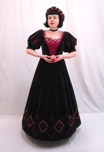 Renessanssi historiallinen puku 11