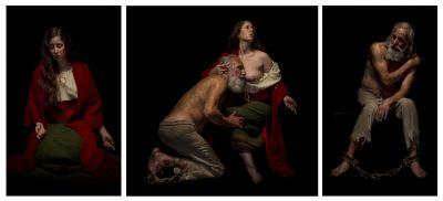 Artistiasu vuokrapuku, kuva Uzi Varon