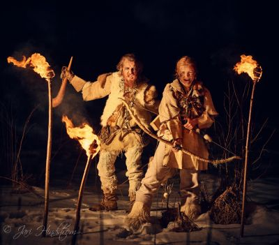 Artistiasu vuokrapuku puvustus Game of Thrones, kuva: Jari Hindströn JH Kuva Ky