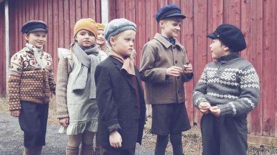Artistiasu vuokrapuku lasten vaatteet, Malaktaflms