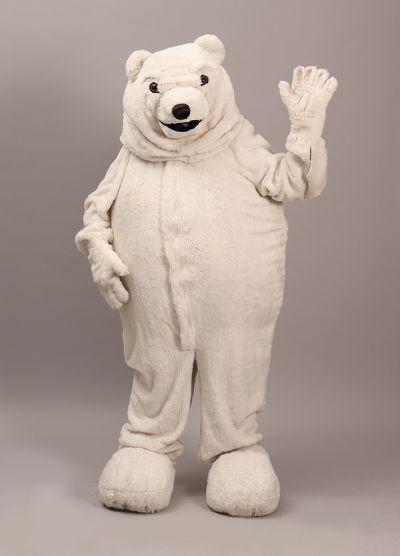 Artistiasu vuokrapuku jääkarhu