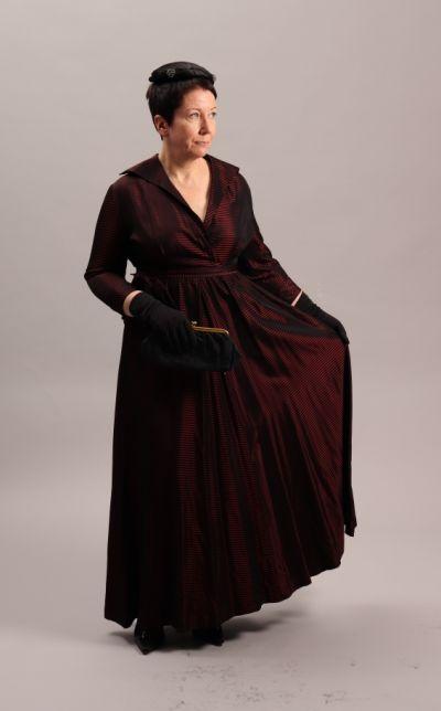 artistiasu vuokrapuku 50-luku, pukeutumiselämys