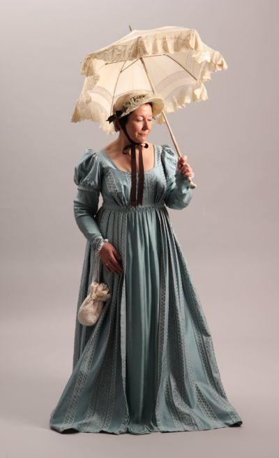 artistiasu vuokrapuku Empire-tyyli, pukeutumiselämys