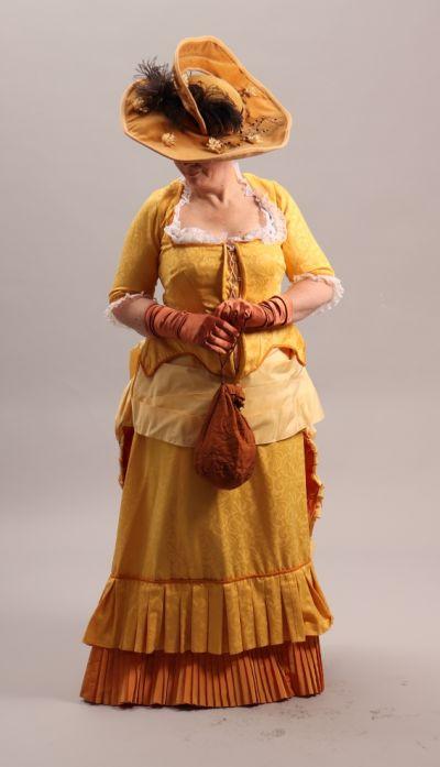 Artistiasu vuokrapuku viktoriaaninen-tyyli, pukeutumiselämys