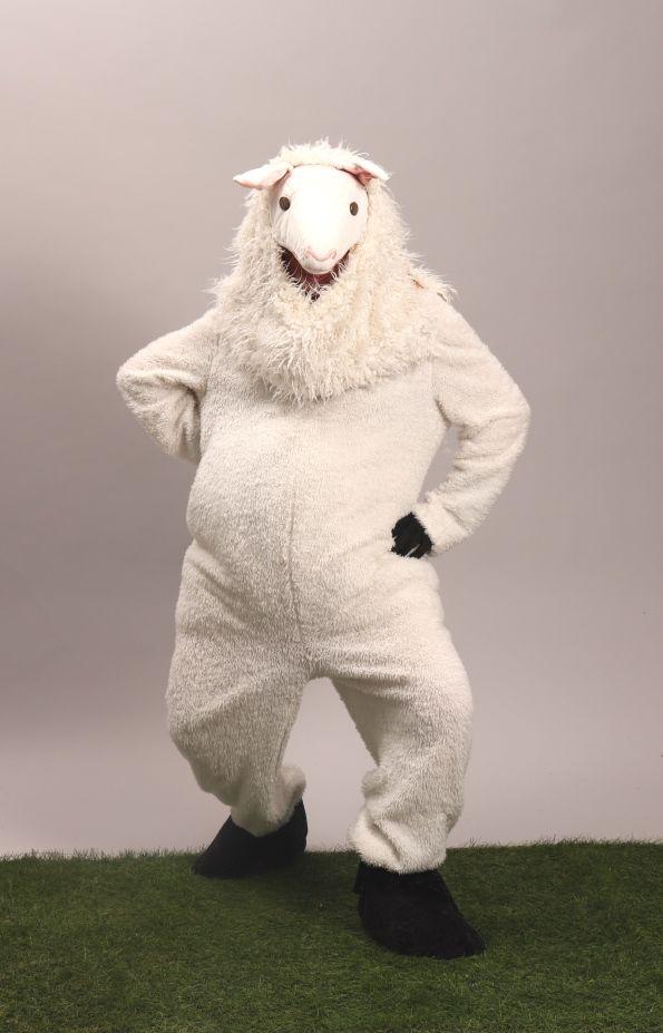 Artistiasu vuokrapuku lammas