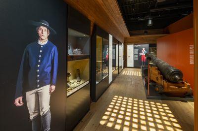 Kohtalona Ruotsinsalmi -näyttely, kuva: Soile Tirilä, Museovirasto