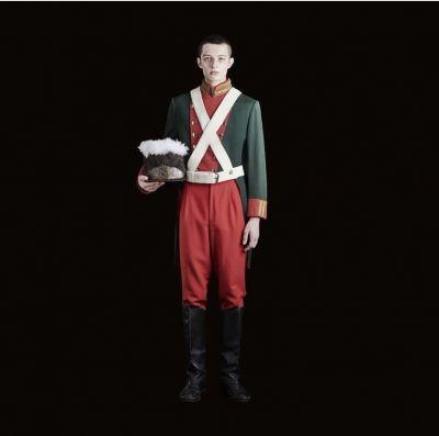 Kohtalona Ruotsinsalmi -näyttely, henkilökuva: Elina Simonen Photography