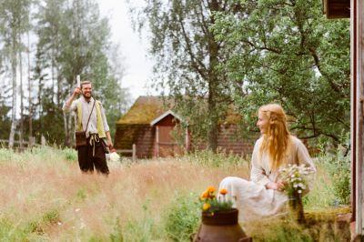 Artistiasu vuokrapuku, kuva Iiro Rautiainen
