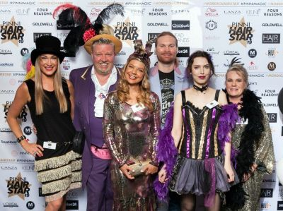 Pinni-lehti, Kuvat Mikko Kuivalainen, Pinni Nordic Hair Star & Magic Night Party 18.5.2019